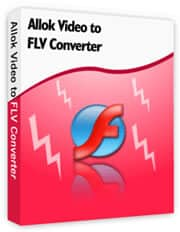 Click here to download Allok Video to FLV Converter