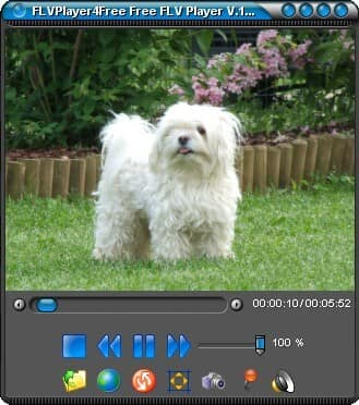 FLVPlayer4Free free download